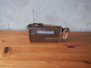 Ancien Radio Grand Prix Transistor 9 Japan