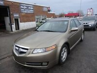 ACURA TL 2008 AUTOMATIQUE LIMITED