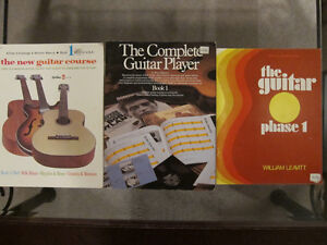 New Guitar Course, Complete Guitar Player Book 1, Guitar Phase 1