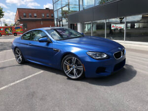 2015 BMW M6 Fully loaded Coupe (2 door) **easy financing avail**