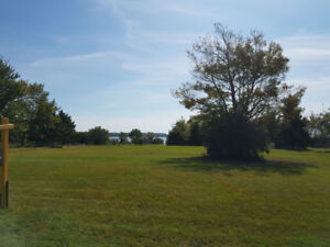 PRIME BUILDING LAND WITH LAKE VIEW - Nappanee!