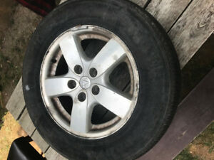 2 Cooper CS4 touring and two Hercules Road Tour 655 summer tires