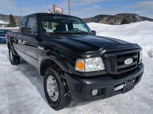 """Ford Ranger 2WD SuperCab 126"""" 2007"""