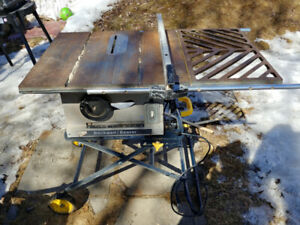 Rockwell Beaver table saw