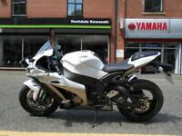2017 KAWASAKI ZX10R WHITE EX DEMO CALL FOR MORE DETAILS