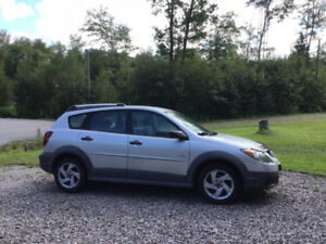 Pontiac Vibe 2004 (Matrix) automatique - 5 portes