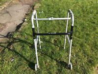 Mobility frame walker