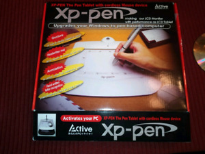 XP-Pen Tablet and Mouse $10 OBO