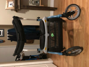 Xpresso Mini walker! Like New! Used only twice & indoors.