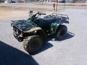93 honda fourtrax 300 4x4