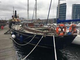 Ex Training Vessel Project - Guiding Light
