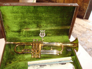 getsen 300 series trumpet used works well $180 obo