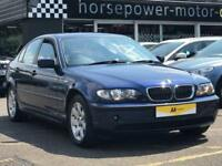 2003 BMW 3 Series 2.2 320i SE 4dr Petrol blue Automatic