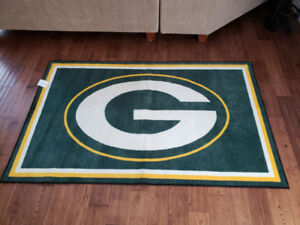 Green Bay Packers push rug