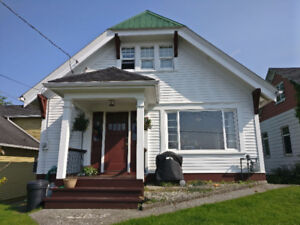 3-Bedroom, 2-Bathroom Character Home Available November 1