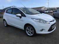 Ford Fiesta 1.25 ( 82ps ) 2012MY Zetec 1 owner 24,000 miles