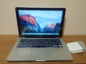 Fast mint condition not a scratch  macbook pro 13""