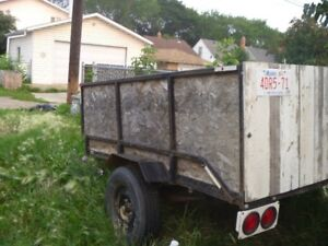 utility trailer for sale 4 by 8