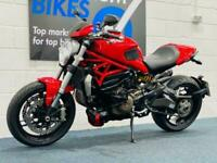 Ducati Monster 1200 SC PROJECT EXHAUSTS ! STUNNING