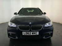 2012 62 BMW 520D M SPORT ESTATE 1 OWNER BMW SERVICE HISTORY FINANCE PX WELCOME