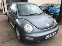 Volkswagen Beetle 2.0 2002 RHD