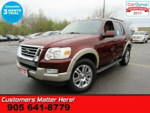 2010 Ford Explorer Eddie Bauer  4X4 LEATHER 7 PASSENGER  HEATED