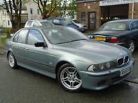 2002 02 BMW 5 SERIES 3.0 530I SPORT 4D AUTO 228 BHP