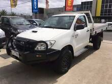 2010 Toyota Hilux Ute Sunshine North Brimbank Area Preview