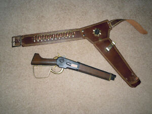 Esquire Toy's Cap Gun Set
