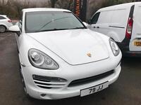 2012 62 Porsche Cayenne 3.0TD ( 245bhp )Tiptronic S LOW MILES