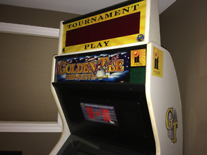 Golden Tee Fore Complete (GREAT CONDITION) - All 29 Courses!!