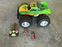 Wild Fire Remote Control Monster Truck