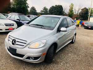 2009 Mercedes B200 Sunroof Alloy Bluetooth *Fully Certified*
