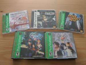 PS1 games for sale