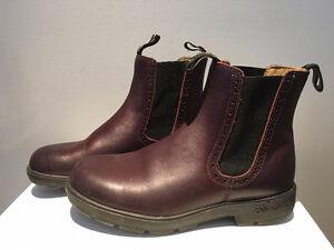 Blundstone Girlfriend Shiraz Size 10 Boots