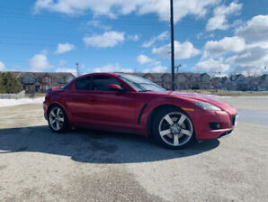 2007 Mazda RX-8 GT Coupe, Automatic, Leather, No Accident