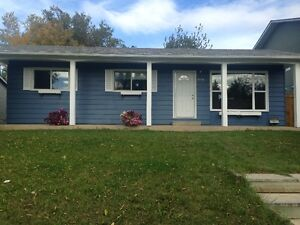 Nice solid home in central Fort St John