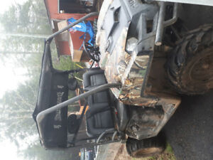 2012 Polaris Ranger - best deal for a UTV
