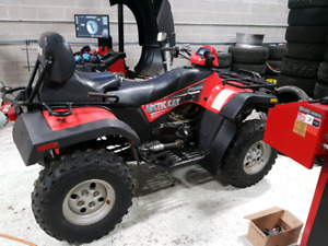 Artic Cat 4x4 500 TRV MADE IN USA