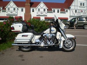 Electra Glide Ultra Classic (Screaming Eagle) price reduced