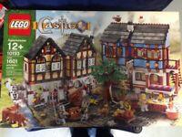 Lego caste 10193 retired set BNISB