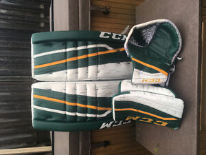CCM E-Flex 2 Goalie Gear