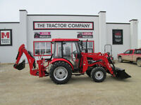 New 40HP Talon Tractor with loader