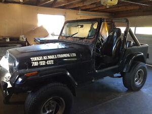 1989 Jeep Other YJ Other Strathcona County Edmonton Area image 2