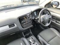 2015 Mitsubishi Outlander 2.0 PHEV GX3h 4x4 5dr (5 seats) PETROL/ELECTRIC black
