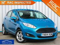 Ford Fiesta 1.2 Zetec 2015 (64) • from £35.50 pw