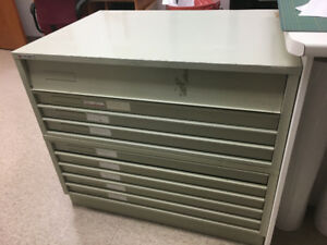 Map drawers kijiji in ontario buy sell save with canadas 1 plan hold 9 drawer flat file cabinet used large file storage malvernweather Image collections