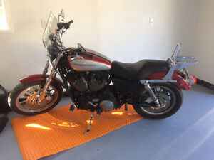 HD Sportster 1200 Must sell. Rides great and turns heads