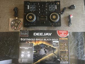 DJconsole RMX2 black-gold (reduced price)
