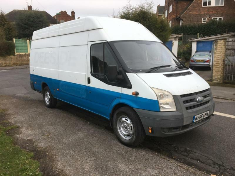 Ford Transit 2.4TDI ( 115PS ) 2004.75MY 350 LWB EF Jumbo | in Bulwell, Nottinghamshire | Gumtree